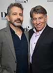 David Cromer and Stephen Schwartz attends the 2019 DGF Madge Evans And Sidney Kingsley Awards at The Lambs Club on March 18, 2019 in New York City.
