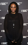 Chinasa Ogbuagu attends the 'All My Sons' cast photo call at the American Airlines Theatre  on March 8, 2019 in New York City.