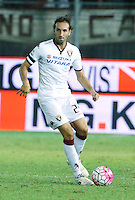 Emiliano Moretti durante l'incontro di calcio di Serie A   Frosinone - Torino  allo  Stadio Matusa di   di Frosinone ,23 Agosto 2015
