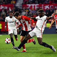 2019.01.16 La Copa Sevilla FC VS Athletic Club