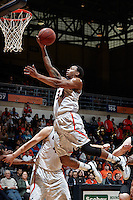 SAN ANTONIO, TX - JANUARY 17, 2015: The University of Texas at El Paso Miners defeat the University of Texas at San Antonio Roadrunners 73-55 at the UTSA Convocation Center. (Photo by Jeff Huehn)