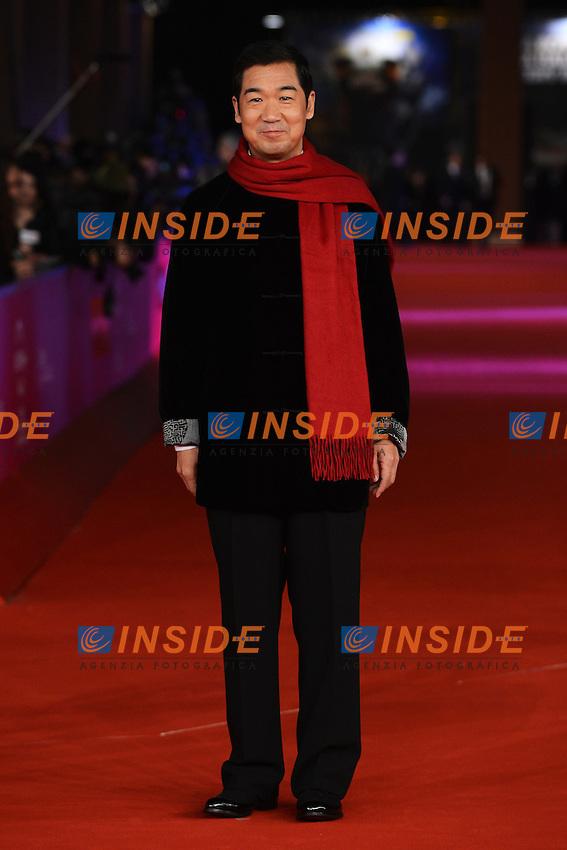 """Actor Zhang Guo Li - Movie """"1942"""".Roma 9/11/2012 Auditorium.Festival del Cinema di Roma.Foto Guido Aubry Elipics"""