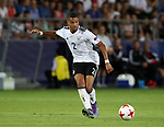 Germany's Jeremy Troljan in action during the UEFA Under 21 Final at the Stadion Cracovia in Krakow. Picture date 30th June 2017. Picture credit should read: David Klein/Sportimage