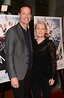 "Alex Holmes, Tracy Edwards<br /> at the ""Maiden"" Los Angeles Premiere, Linwood Dunn Theater, Los Angeles, CA 06-14-19<br /> David Edwards/DailyCeleb.com 818-249-4998"