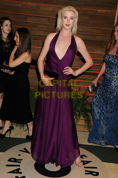 02 March 2014 - West Hollywood, California - Ireland Baldwin. 2014 Vanity Fair Oscar Party following the 86th Academy Awards held at Sunset Plaza.  <br /> CAP/ADM/BP<br /> &copy;Byron Purvis/AdMedia/Capital Pictures