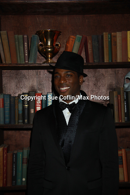 Cedric Neal stars  in The Gershwins' Porgy and Bess on Opening Night - January 12, 1212 at the Richard Rogers Theatre, New York City, New York.  (Photo by Sue Coflin/Max Photos)