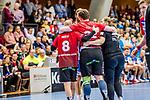 Vorlicek, Philipp (HSG Nordhorn-Lingen #22) / TVB 1898 Stuttgart - HSG Nordhorn Lingen / HBL / LIQUI MOLY 1.Handball-BundesligaSCHARRena / Stuttgart Baden-Wuerttemberg / Deutschland <br /> <br /> Foto © PIX-Sportfotos *** Foto ist honorarpflichtig! *** Auf Anfrage in hoeherer Qualitaet/Aufloesung. Belegexemplar erbeten. Veroeffentlichung ausschliesslich fuer journalistisch-publizistische Zwecke. For editorial use only.