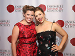 "Kristina Bachrach and Victoria Lewis attends the Opening Night Party for ""Because I Could Not Stop: An Encounter with Emily Dickinson"" at the West Bank Cafe on September 27, 2018 in New York City."
