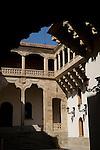 Palacio de la Salina Palace, Salamanca, Castile and Leon, Spain