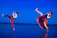 "Ashleyliane Dance Company showcase titled ""Odyssey"" presented in Edison Theater at Washington University in St. Louis, Missouri on May 31, 2015."