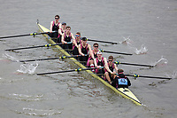 Crew: 43   Abingdon School Boat Club   Championship J16 8<br /> <br /> Schools' Head of the River 2018<br /> <br /> To purchase this photo, or to see pricing information for Prints and Downloads, click the blue 'Add to Cart' button at the top-right of the page.
