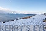 Snow Scene in Fenit on Monday