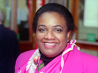 Diane Abbott, MP, Labour Party, UK, October, 1996, 199610004<br />