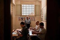 Roma, carcere di Regina Coeli.