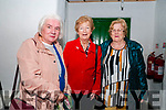 Liam Tarrant Weekend: Attending the Liam Tarrant Memorial Weekend at Teach Siamsa, Finuge on Friday night last were Anne O'Flaherty, Bride Hayes & Mary Curtin from Moyvane.