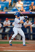 St. Lucie Mets Matt Winaker (21) during a Florida State League game against the Florida Fire Frogs on April 12, 2019 at First Data Field in St. Lucie, Florida.  Florida defeated St. Lucie 10-7.  (Mike Janes/Four Seam Images)