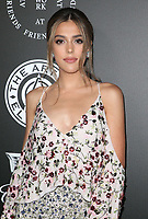 06 January 2018 - Santa Monica, California - Sistine Rose Stallone. The Art Of Elysium's 11th Annual Black Tie Artistic Experience HEAVEN Gala held at Barker Hangar. <br /> CAP/ADM/FS<br /> &copy;FS/ADM/Capital Pictures