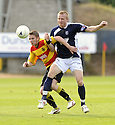 10/10/2009  Copyright  Pic : James Stewart.sct_jspa05_dundee_v_partick  . :: MAROS KLIMPL AND PAUL CAIRNEY CHALLENGE  :: .James Stewart Photography 19 Carronlea Drive, Falkirk. FK2 8DN      Vat Reg No. 607 6932 25.Telephone      : +44 (0)1324 570291 .Mobile              : +44 (0)7721 416997.E-mail  :  jim@jspa.co.uk.If you require further information then contact Jim Stewart on any of the numbers above.........