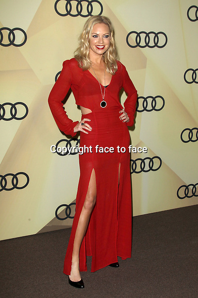 Barret Swatek at the Audi Golden Globe 2013 Kick Off Cocktail Party at Cecconi's Restaurant on January 6, 2013 in Los Angeles, California...Credit: MediaPunch/face to face..- Germany, Austria, Switzerland, Eastern Europe, Australia, UK, USA, Taiwan, Singapore, China, Malaysia and Thailand rights only -