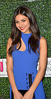 Victoria Justice at the arrivals for &quot;An Unforgettable Evening&quot;, to benefit the Women's Cancer Research Fund, at The Beverly Wilshire Hotel. Beverly Hills, USA 16 February  2017<br /> Picture: Paul Smith/Featureflash/SilverHub 0208 004 5359 sales@silverhubmedia.com