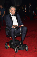 Peter Mayhew at the world premiere for &quot;Star Wars: The Last Jedi&quot; at the Shrine Auditorium. Los Angeles, USA 09 December  2017<br /> Picture: Paul Smith/Featureflash/SilverHub 0208 004 5359 sales@silverhubmedia.com