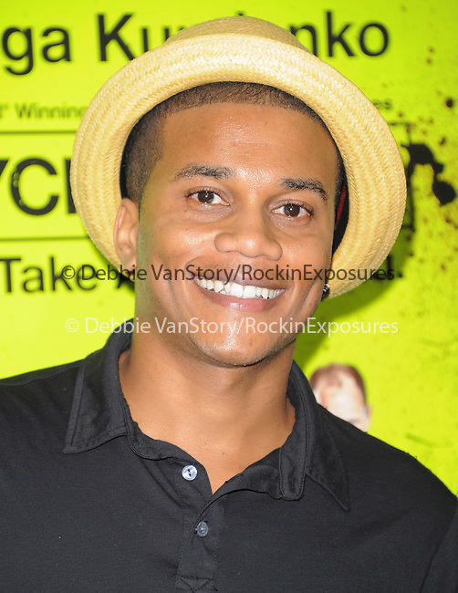 Cory Hardrict at The CBS Films L.A. Premiere of Seven Psychopaths Premiere held at The Bruin Theatre in Westwood, California on October 01,2012                                                                               © 2012 Hollywood Press Agency