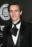 06 January 2018 - Santa Monica, California - Reeve Carney. The Art Of Elysium's 11th Annual Black Tie Artistic Experience HEAVEN Gala held at Barker Hangar. <br /> CAP/ADM/FS<br /> &copy;FS/ADM/Capital Pictures