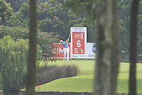 Paul Casey (ENG) on the 6th tee during Round 3 of the CIMB Classic in the Kuala Lumpur Golf & Country Club on Saturday 1st November 2014.<br /> Picture:  Thos Caffrey / www.golffile.ie