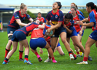 160902 Top Four Girls Rugby Semifinal - Southland GHS v Kaipara College