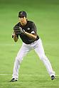 Tetsuto Yamada (JPN), <br /> NOVEMBER 14, 2014 - Baseball : <br /> 2014 All Star Series Game 2 <br /> between Japan and MLB All Stars <br /> at Tokyo Dome in Tokyo, Japan. <br /> (Photo by YUTAKA/AFLO SPORT)[1040]