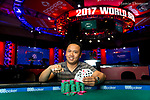 2017 WSOP Event #57: $2,500 Omaha Hi-Lo 8 or Better/Seven Card Stud Hi-Lo 8 or Better Mix