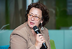 "BRUSSELS - BELGIUM - 24 November 2016 -- European Training Foundation (ETF) Conference on ""GETTING ORGANISED FOR BETTER QUALIFICATIONS"" - concluding remarks. -- Madlen Serban, Director ETF. -- PHOTO: Juha ROININEN / EUP-IMAGES"