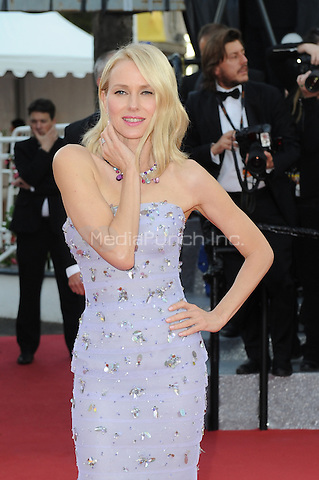 Naomi Watts at &quot;Cafe Society&quot; &amp; Opening Gala arrivals - The 69th Annual Cannes Film Festival, France on May 11, 2016.<br /> CAP/LAF<br /> &copy;Lafitte/Capital Pictures /MediaPunch ***NORTH AND SOUTH AMERICA SALES ONLY***