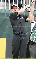 Tv personality Rob Brydon during The 2017 Celebrity Cup golf tournament at the Celtic Manor Resort, Newport, South Wales. 1.07.2017 <br /> <br /> <br /> Jeff Thomas Photography -  www.jaypics.photoshelter.com - <br /> e-mail swansea1001@hotmail.co.uk -<br /> Mob: 07837 386244 -