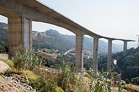 Puente 4 (Bridge #4) Freyssinet construction and engineering projects in the Estado de Mexico, Mexico