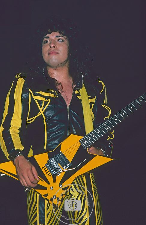 Stryper <br /> Las Vegas<br /> Jan 1987