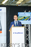 Martin Shanahan IDA at the Borg Warner jobs announcement on Friday