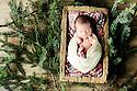 Haakon Newborn December baby