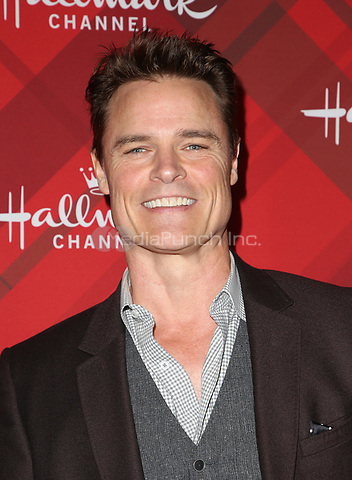 LOS ANGELES, CA - DECEMBER 4: Dylan Neal, at Screening Of Hallmark Channel's 'Christmas At Holly Lodge' at The Grove in Los Angeles, California on December 4, 2017. Credit: Faye Sadou/MediaPunch