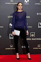 Sandra Escacena attends to Fantastic Beasts: The Crimes of Grindelwald film premiere during the Madrid Premiere Week at Kinepolis in Pozuelo de Alarcon, Spain. November 15, 2018. (ALTERPHOTOS/A. Perez Meca) /NortePhoto