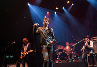 LAS VEGAS, NV - August 18, 2016: ***HOUSE COVERAGE*** The Fixx performs at Brooklyn Bowl at The Linq in Las vegas, NV on August 18, 2016. Credit: Erik Kabik Photography/ MediaPunch