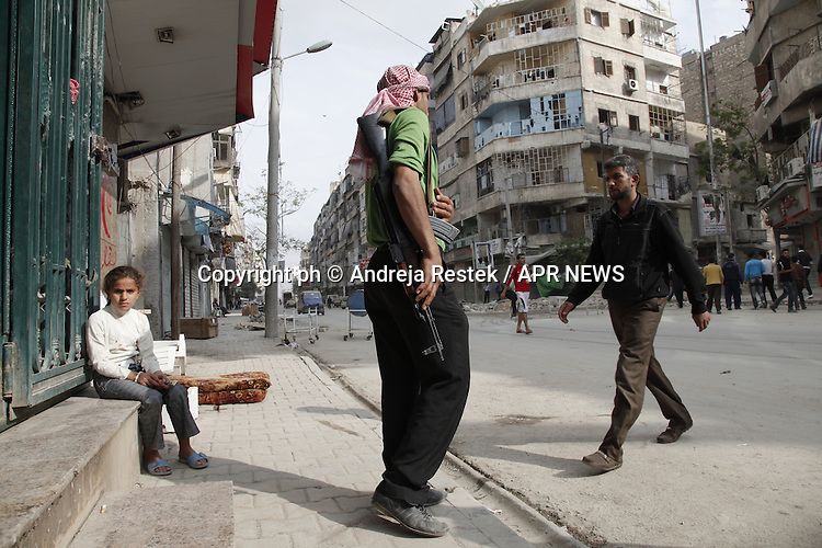 PH &copy; Andreja restek / APR NEWS<br /> Aleppo, Syria
