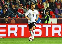 Joshua Kimmich (Deutschland, Germany) - 01.09.2017: Tschechische Republik vs. Deutschland, Eden Arena