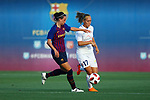 FC Barcelona vs Montpellier HSC: 1-2.<br /> Gemma Gili  vs Sarah Puntigan.