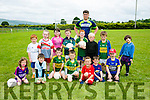 U6 at the Cúl Camps, Milltown/ Castlemaine on Monday