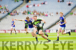 All Ireland Junior Football Final 6/8/2016<br /> Mayo's Conor Keane and Andrew Barry of Kerry<br /> Pic : Lorraine O'Sullivan