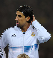 FUSSBALL   CHAMPIONS LEAGUE   SAISON 2012/2013   GRUPPENPHASE   Borussia Dortmund - Real Madrid                                 24.10.2012 Sami Khedira (Real Madrid)