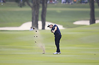 Sean Crocker (USA) on the 6th fairway during Round 4 of the UBS Hong Kong Open, at Hong Kong golf club, Fanling, Hong Kong. 26/11/2017<br /> Picture: Golffile | Thos Caffrey<br /> <br /> <br /> All photo usage must carry mandatory copyright credit     (&copy; Golffile | Thos Caffrey)