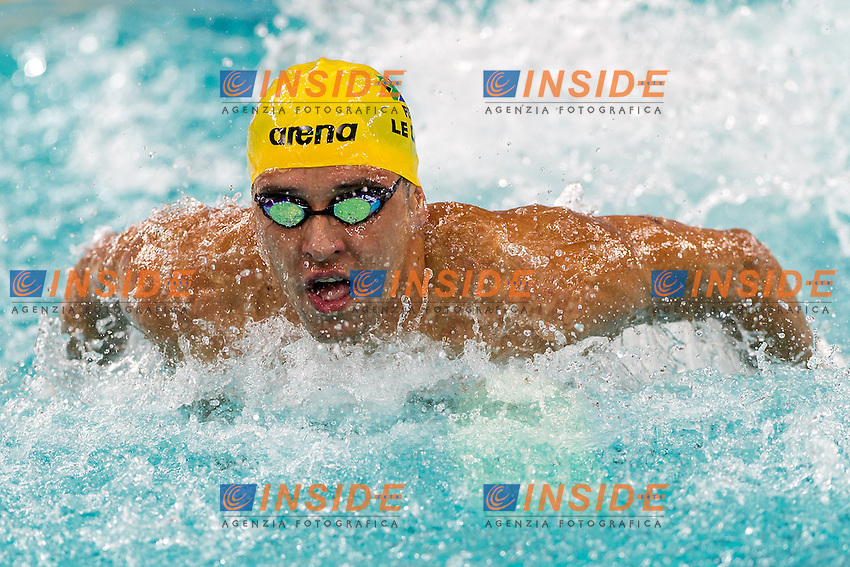 Chad Le Clos South Africa<br /> 200 Butterfly Men <br /> FINA Swimming World Cup 2013<br /> Dubai 16 - 18 October 2013<br /> Day 1 October 17 Finals<br /> Hamdan bin Mohammed bin Rashid Sport Complex<br /> Photo G.Scala/Insidefoto