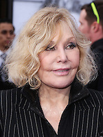 "HOLLYWOOD, LOS ANGELES, CA, USA - APRIL 10: Kim Novak at the 2014 TCM Classic Film Festival - Opening Night Gala Screening of ""Oklahoma!"" held at TCL Chinese Theatre on April 10, 2014 in Hollywood, Los Angeles, California, United States. (Photo by David Acosta/Celebrity Monitor)"